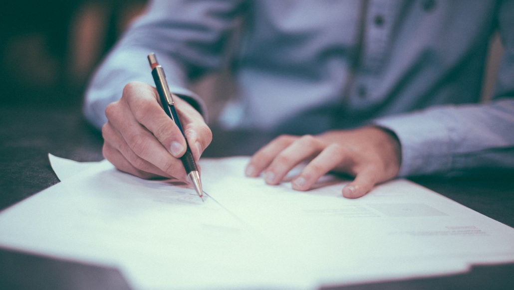 When Should You Get An Agreement In Writing Wielang Herring Pllc